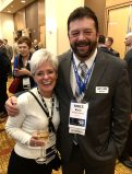 Jill Hall - Repro Graphix, and Mike Kern - Gaylor Electric