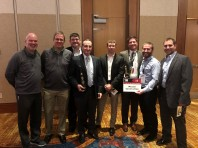 Messer Construction takes home the GC of the Year Award! Congrats, team!!
